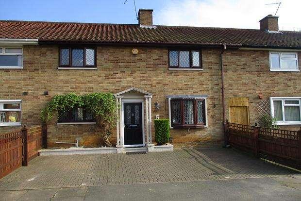 3 Bedrooms Terraced House for sale in Glebeland Walk, Northampton, NN5
