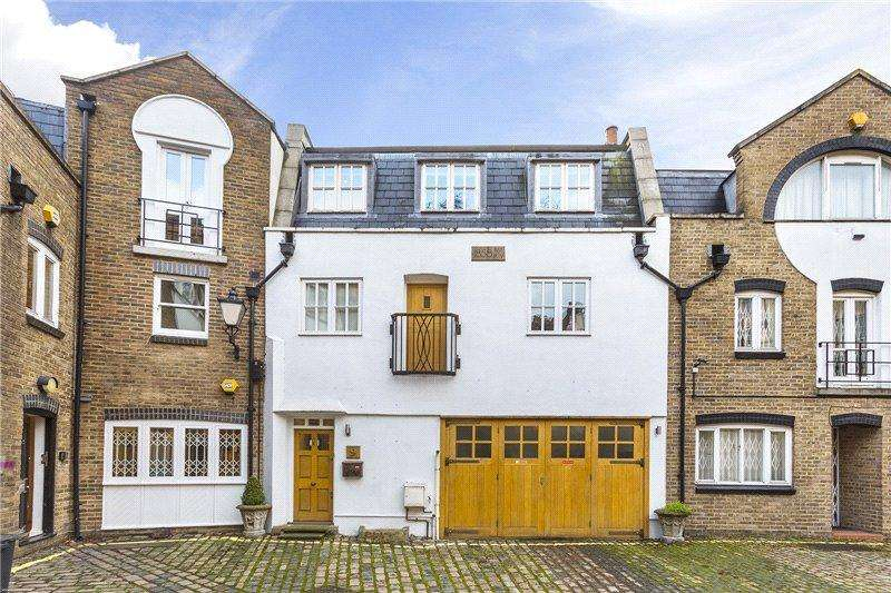 3 Bedrooms House for sale in Celbridge Mews, London, W2