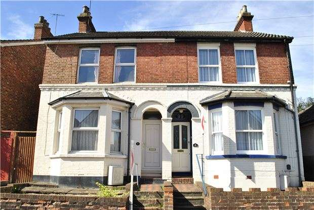3 Bedrooms Semi Detached House for sale in Clifton Road, TN2 3AU