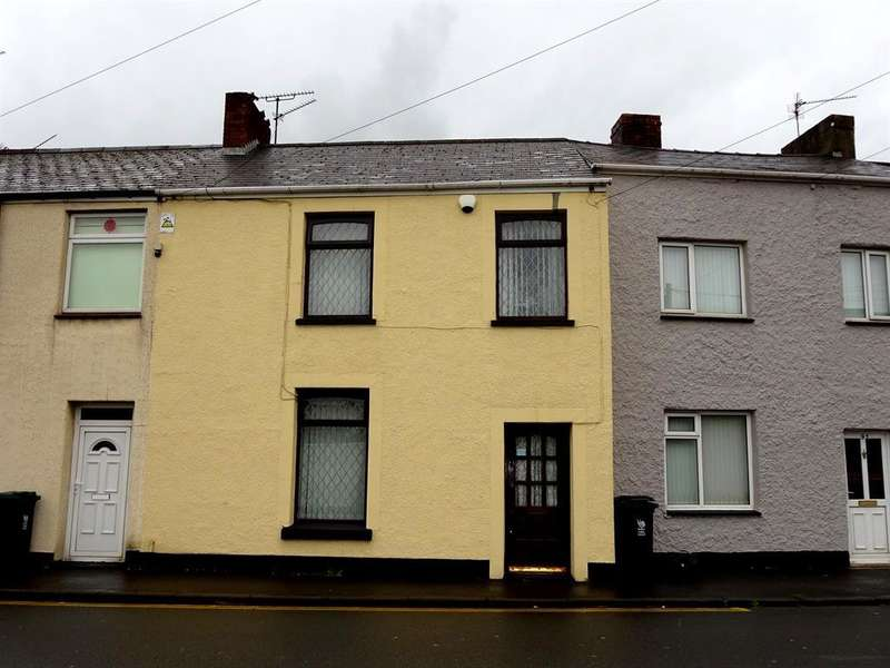 3 Bedrooms Terraced House for sale in Somerton Road, Newport