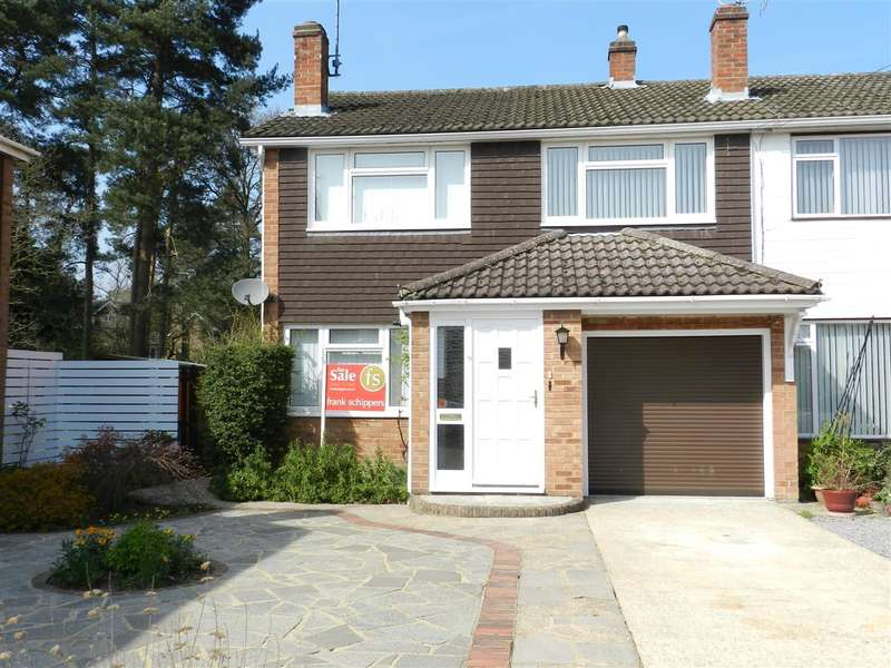 3 Bedrooms Semi Detached House for sale in Hatch Ride, Crowthorne