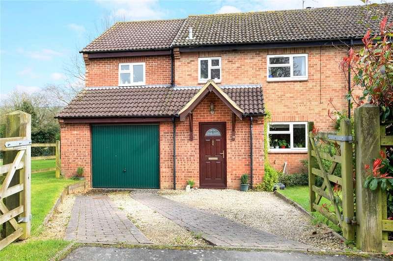 4 Bedrooms Semi Detached House for sale in Cuckoo Pen Close, Collingbourne Kingston, Marlborough, SN8