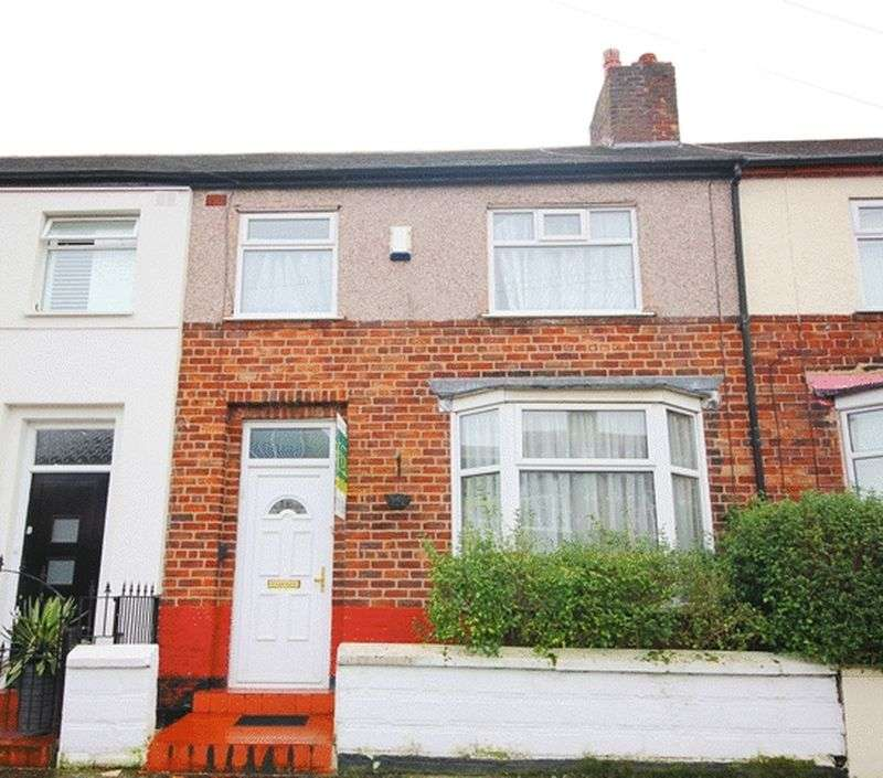 3 Bedrooms Terraced House for sale in Beechdale Road, Mossley Hill, Liverpool, L18