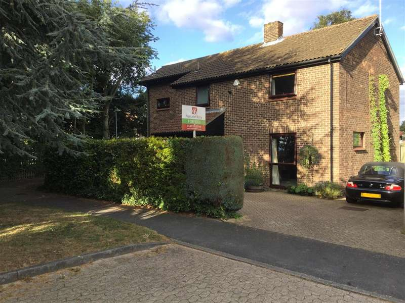 4 Bedrooms Detached House for sale in Warren Lane, Martlesham Heath, Ipswich
