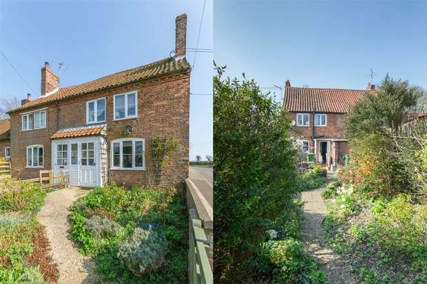 3 Bedrooms Semi Detached House for sale in Keepers Cottage, Syderstone