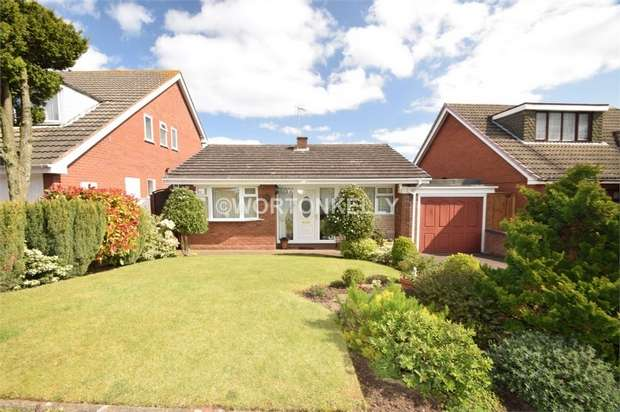 2 Bedrooms Detached Bungalow for sale in Hopkins Drive, WEST BROMWICH, West Midlands