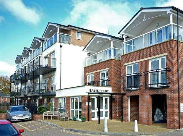 1 Bedroom Flat for sale in Isabel Court, Cowick Street, EXETER, Devon