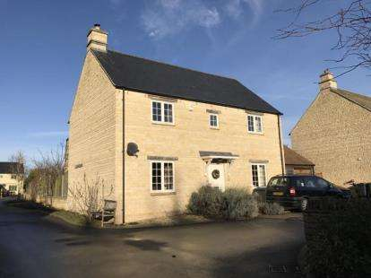 4 Bedrooms Detached House for sale in Church Farm, Yatton Keynell, Chippenham, Wiltshire