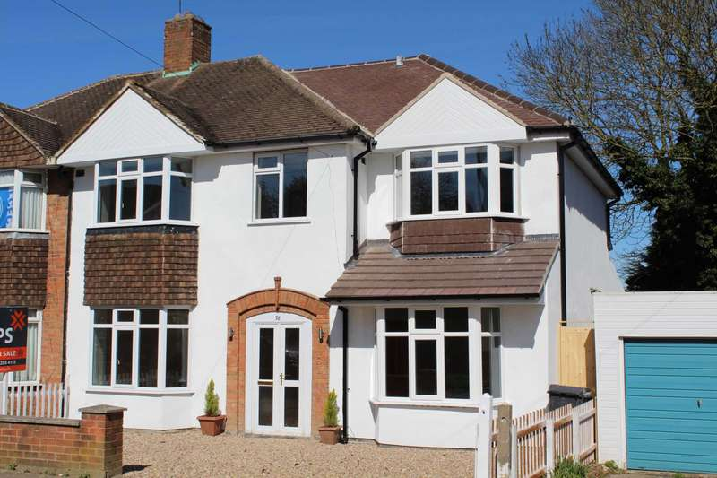 5 Bedrooms Semi Detached House for sale in Wintersdale Road, Evington