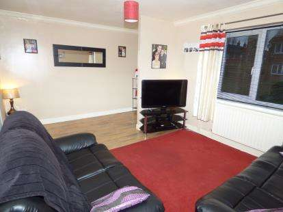 2 Bedrooms Terraced House for sale in Cefndre, Wrexham, Wrecsam, LL13