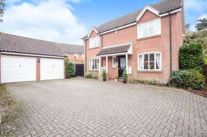 4 Bedrooms Detached House for sale in Downham Market, Kings Lynn, Norfolk