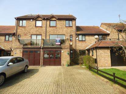 4 Bedrooms Terraced House for sale in Poole