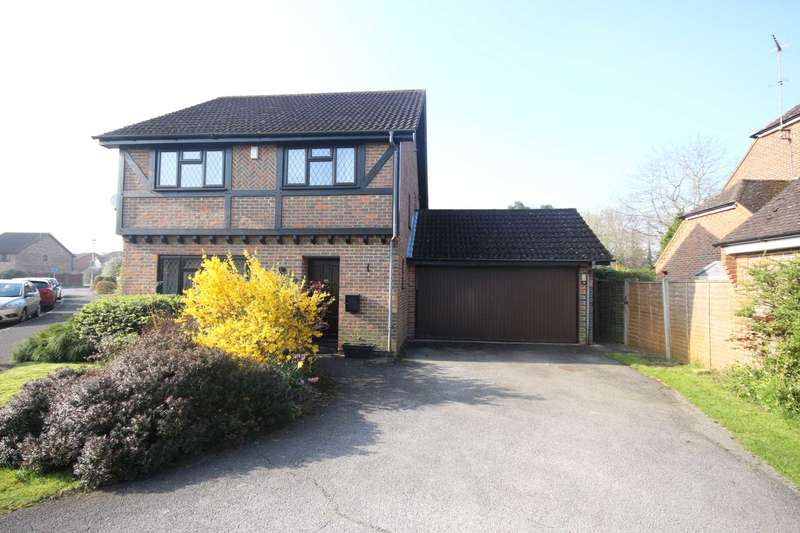 5 Bedrooms Detached House for sale in Upshire Gardens, Martins Heron