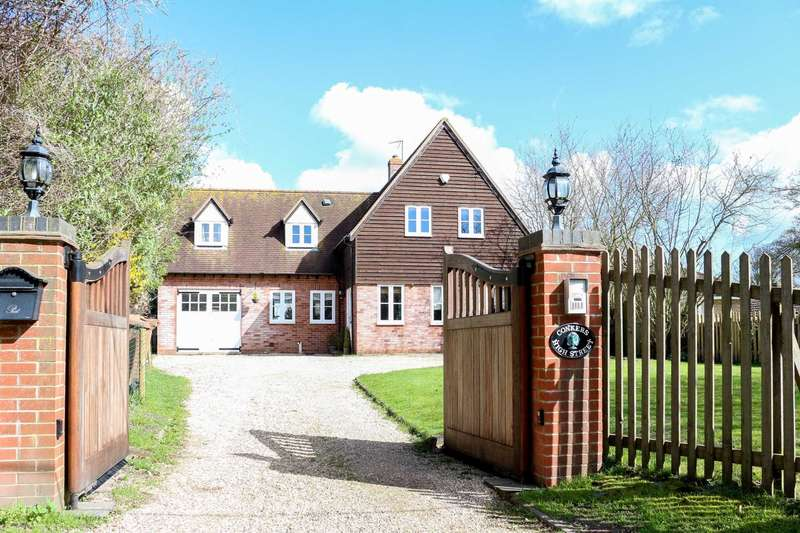 4 Bedrooms Detached House for sale in South Moreton