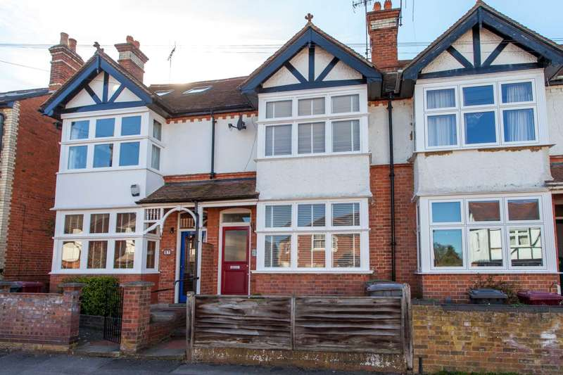 4 Bedrooms House for sale in Blenheim Road, Caversham Heights