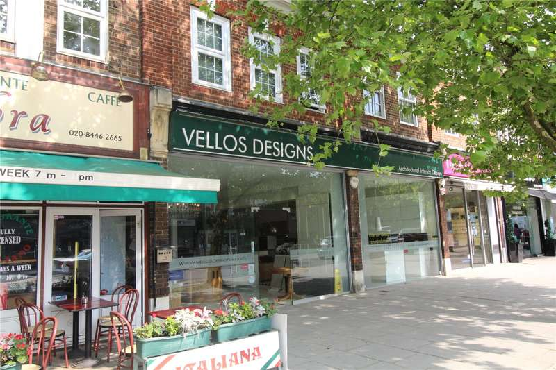 Retail Property (high Street) Commercial for sale in High Road, London, N20