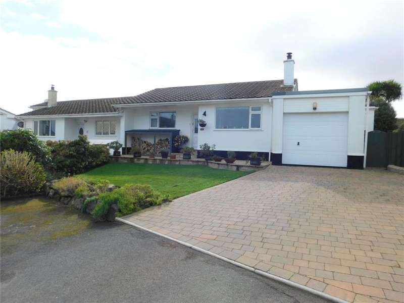 2 Bedrooms Detached Bungalow for sale in Spernen Close, Carbis Bay