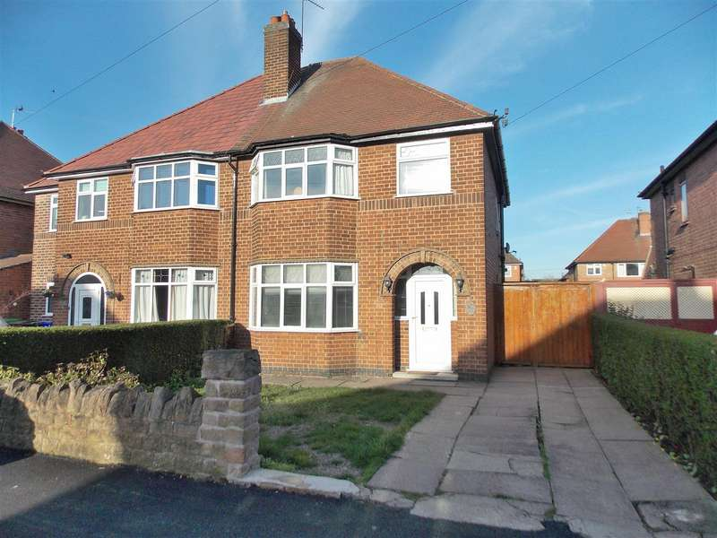 3 Bedrooms Property for sale in Douglas Road, Long Eaton