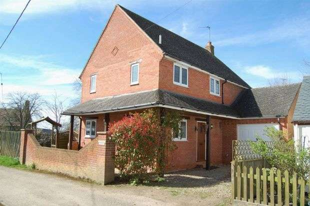 3 Bedrooms Terraced House for sale in Owl End Lane, Lower Boddington, Daventry NN11 6XZ