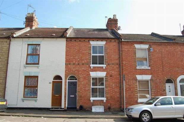 2 Bedrooms Terraced House for sale in Cyril Street, Abington, Northampton NN1 5EJ