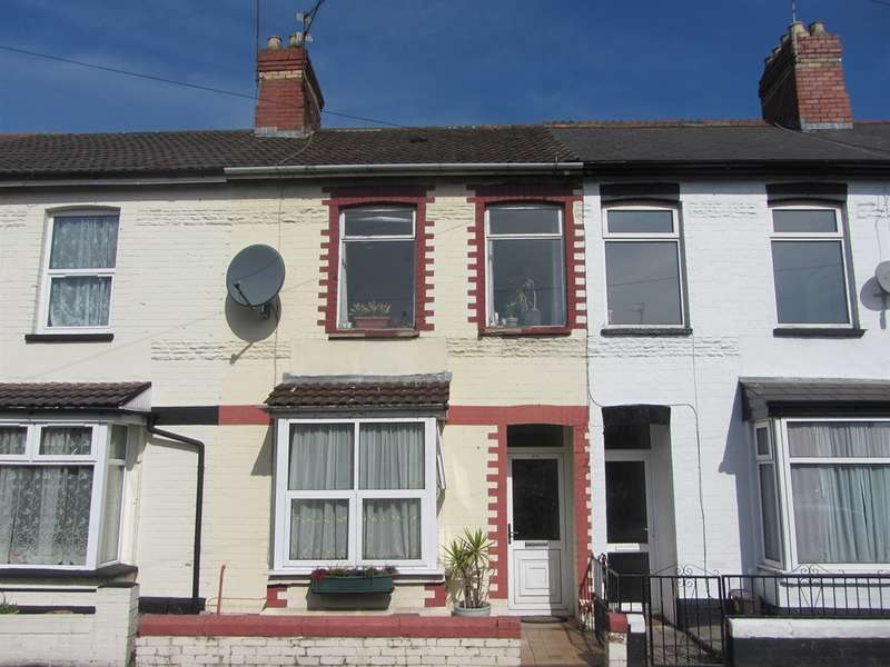 3 Bedrooms Terraced House for sale in Maitland Place, Grangetown, Cardiff