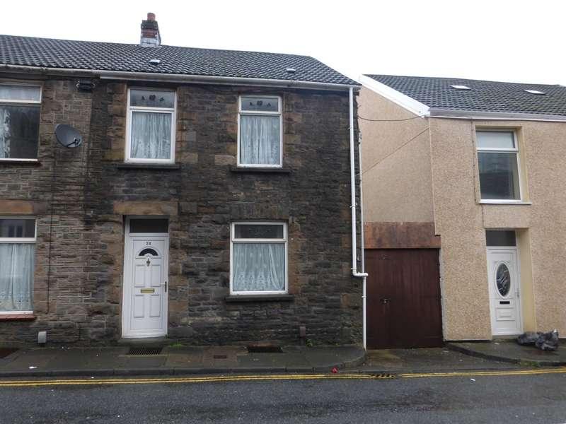 5 Bedrooms Terraced House for sale in Rickards Street, Pontypridd