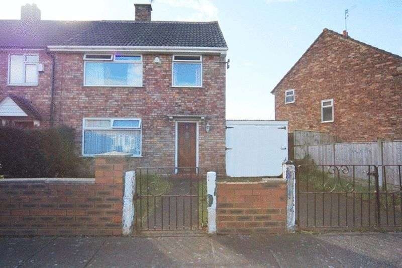 3 Bedrooms Terraced House for sale in Leafield Road, Hunts Cross, Liverpool, L25