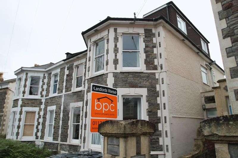 2 Bedrooms Flat for sale in Claremont Road, Bishopston, Bristol