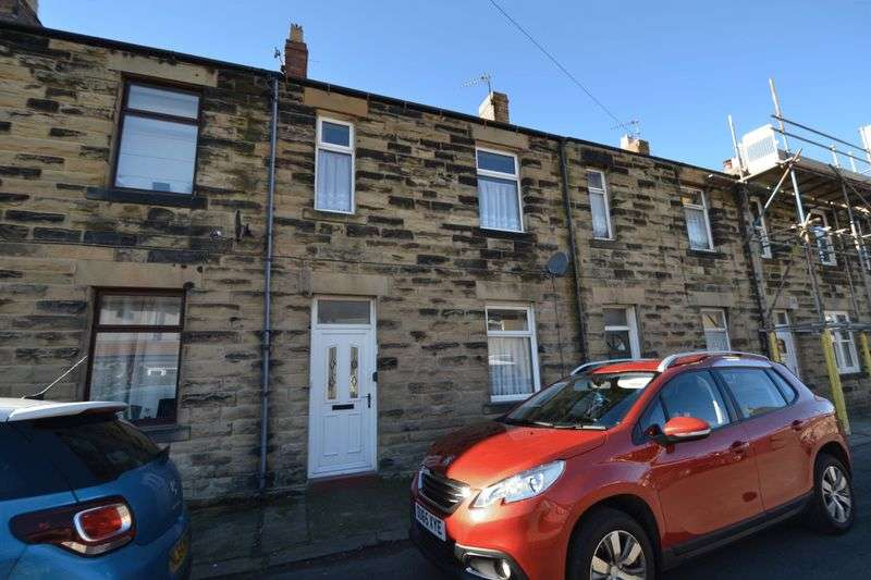 3 Bedrooms Terraced House for sale in Middleton Street, Amble
