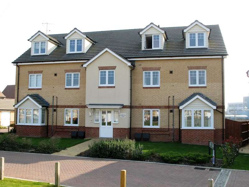 1 Bedroom Apartment Flat for sale in Pendleton House, 4, Pendleton Place, Bognor Regis PO21