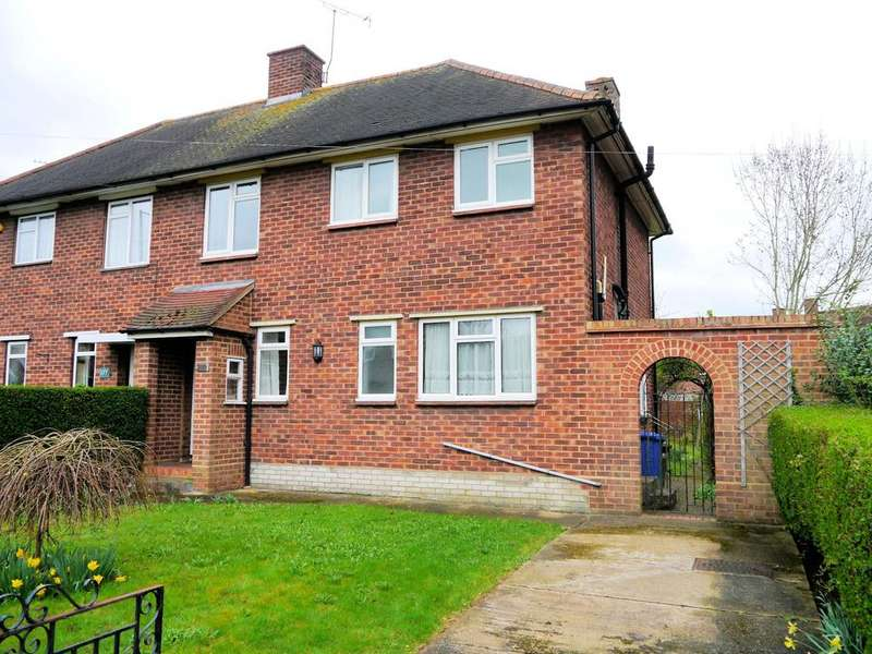 3 Bedrooms Semi Detached House for sale in Clewer Hill Road, Windsor SL4