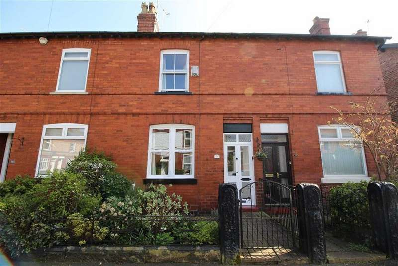 2 Bedrooms Terraced House for sale in Hampden Road, Sale