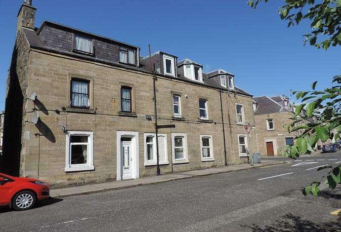 1 Bedroom Flat for sale in 50 St Andrew Street, Galashiels, TD1 1EA