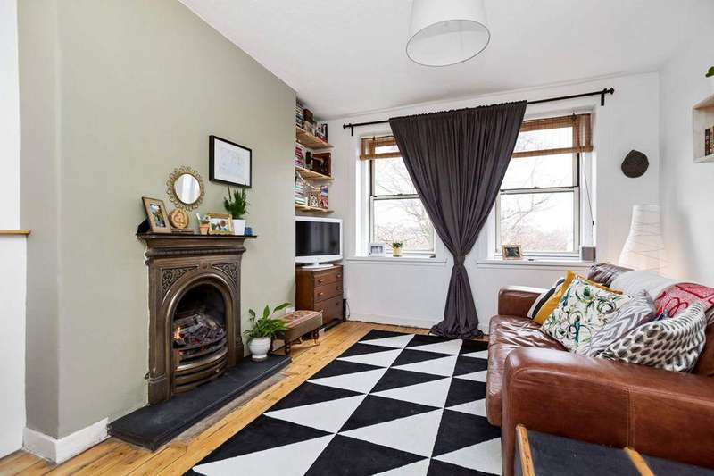 2 Bedrooms Flat for sale in 168/3 Balgreen Road, Balgreen, EH11 3AU
