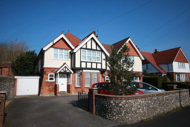 7 Bedrooms Detached House for sale in Church Street, Willingdon Village, Eastbourne BN22