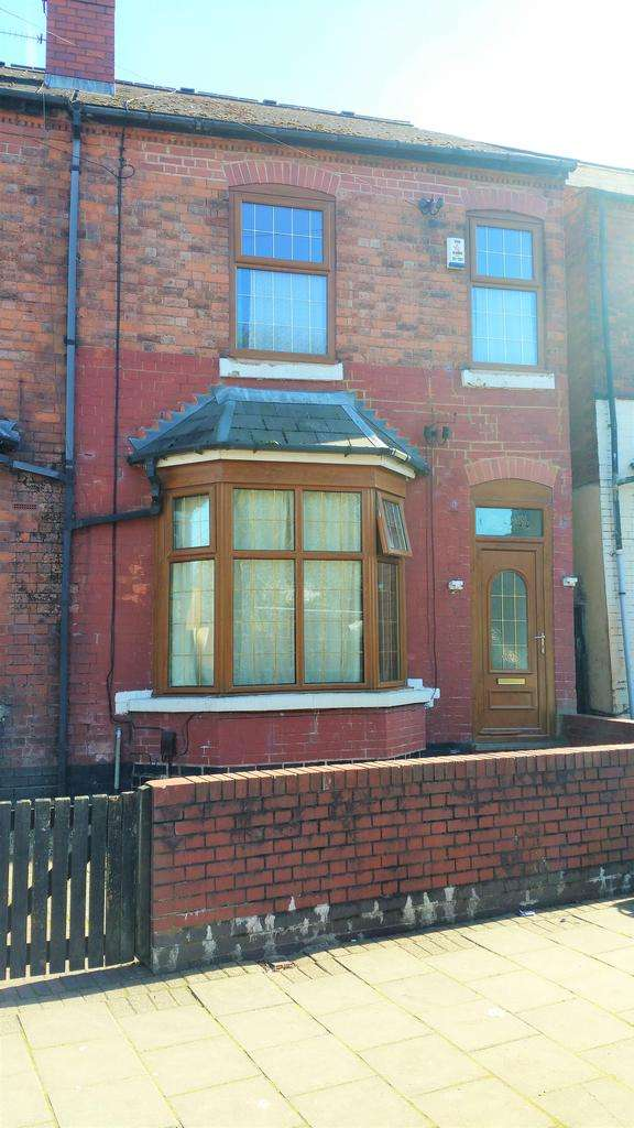 3 Bedrooms Semi Detached House for sale in 5 Antrobus Road, BIRMINGHAM B21