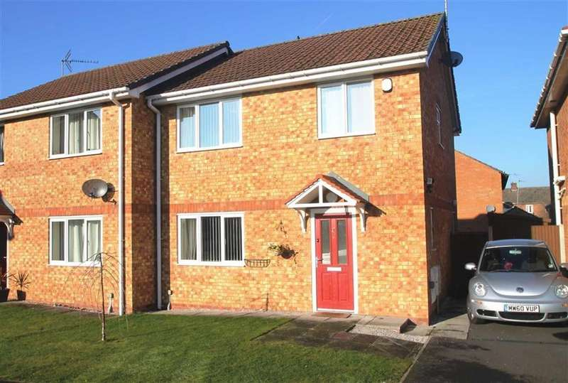 3 Bedrooms Semi Detached House for sale in The Yews, Saltney Ferry