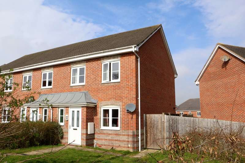 2 Bedrooms End Of Terrace House for sale in Wiltshire Crescent, Highfields, Basingstoke, RG22
