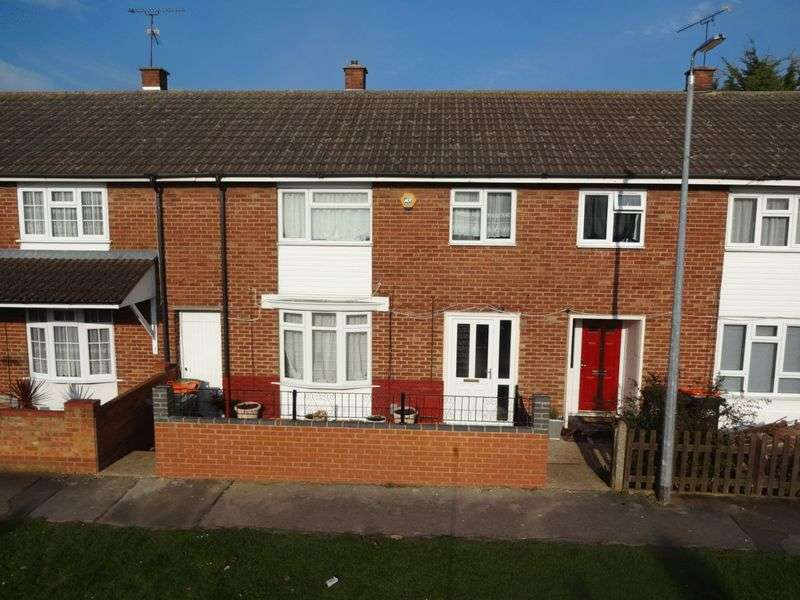 3 Bedrooms Terraced House for sale in Kent Road, Dunstable