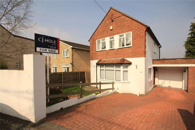 3 Bedrooms Detached House for sale in Cross Street, Kingswood, Bristol, BS15
