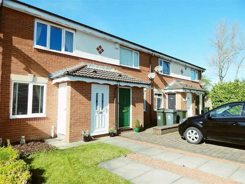 2 Bedrooms Terraced House for sale in Bewick Park, Wallsend, Tyne And Wear, NE28
