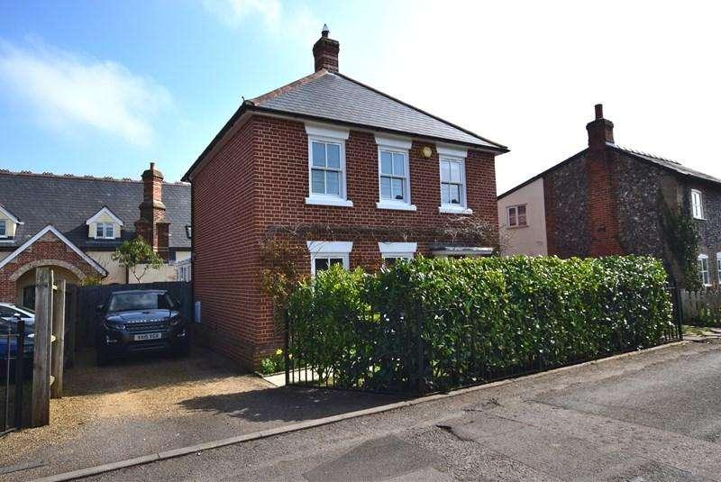 3 Bedrooms Detached House for sale in School Road, Kedington, Haverhill