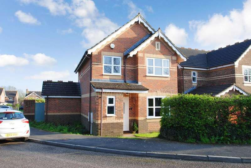 3 Bedrooms Detached House for sale in Mead Way, Monkton Heathfield