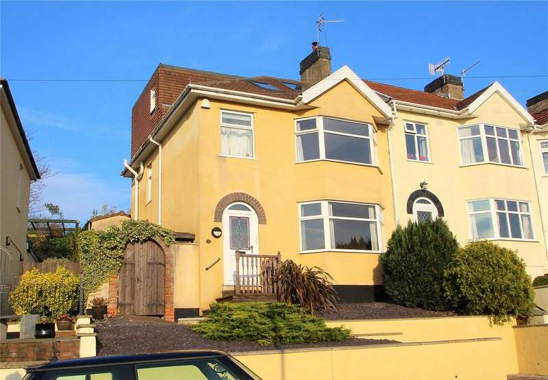 5 Bedrooms Semi Detached House for sale in Ravenhill Road, Knowle, BRISTOL, BS3