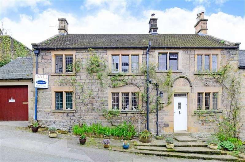 3 Bedrooms Cottage House for sale in Gould Cottage, Middle Street, Stanton-In-The-Peak, Matlock, Derbyshire, DE4