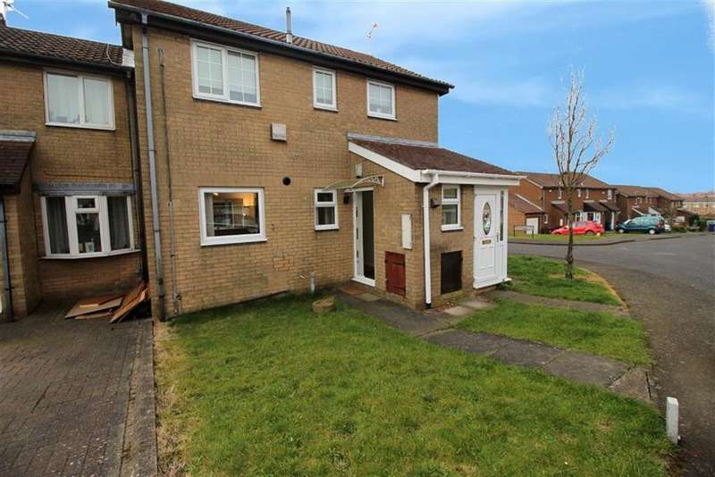 1 Bedroom Flat for sale in Meadow Rise, Newcastle Upon Tyne, NE5