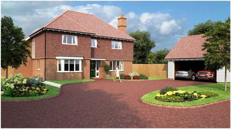 5 Bedrooms Detached House for sale in Little Chart, TN25