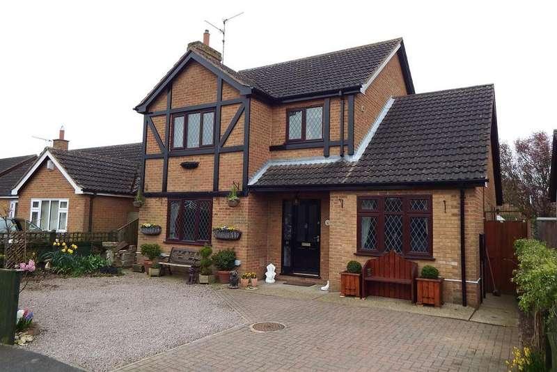 3 Bedrooms Detached House for sale in Parklands, Fleet Hargate