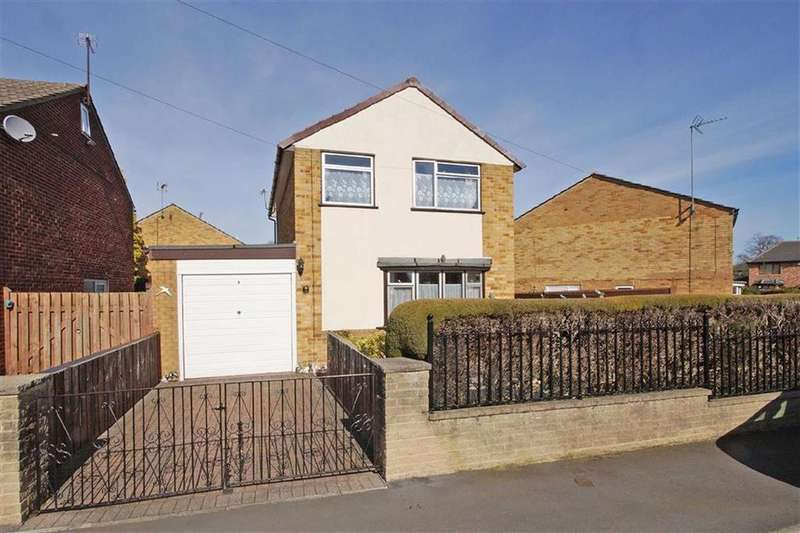 3 Bedrooms Detached House for sale in Lime Street, Harrogate, North Yorkshire