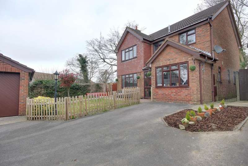 4 Bedrooms Detached House for sale in LOVEDEAN